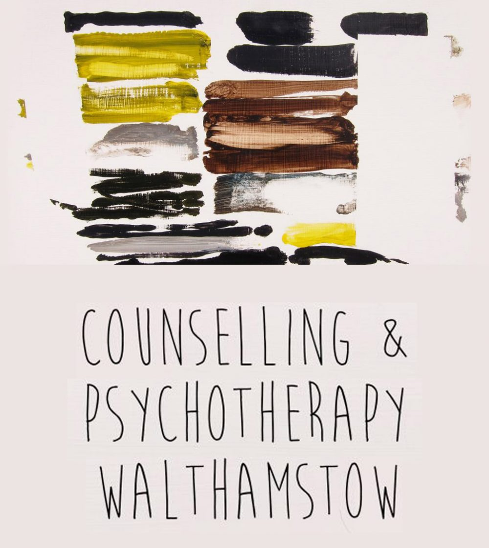 Counselling and Psychotherapy in E17